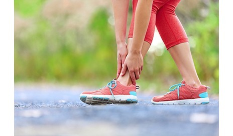 Ankle and foot disorders and pain